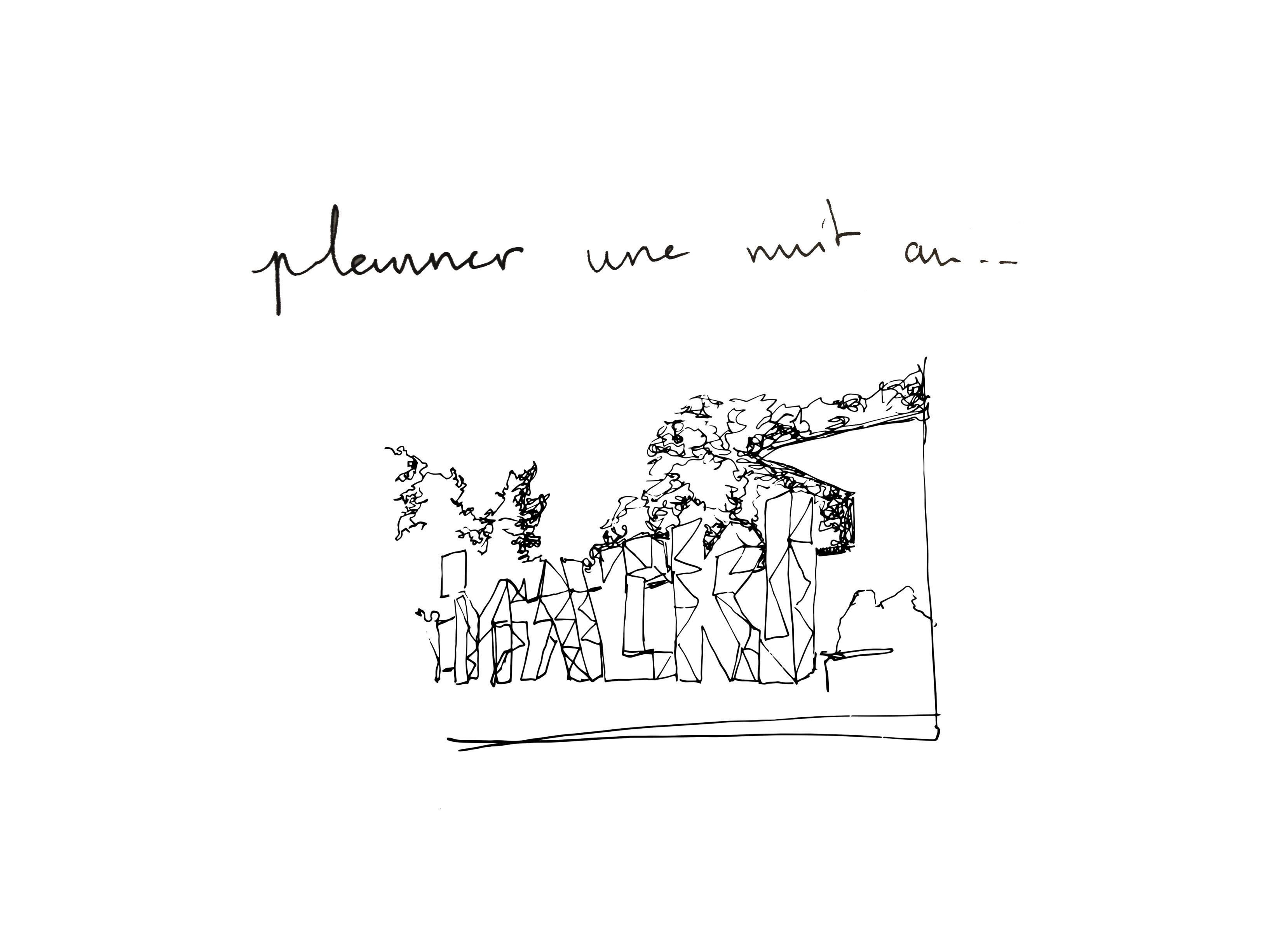 Macki Music Festival. Luce Terrasson dessine pour L'Escamoteur