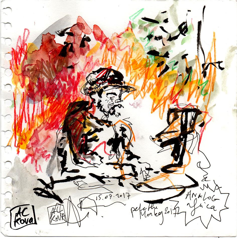 Analog Africa - Kova à Pete The Monkey pour L'Escamoteur