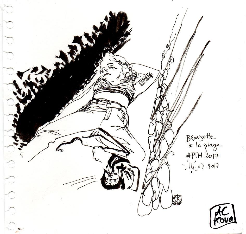 Pete The Monkey gentils baigneurs Kova xx L'Escamoteur