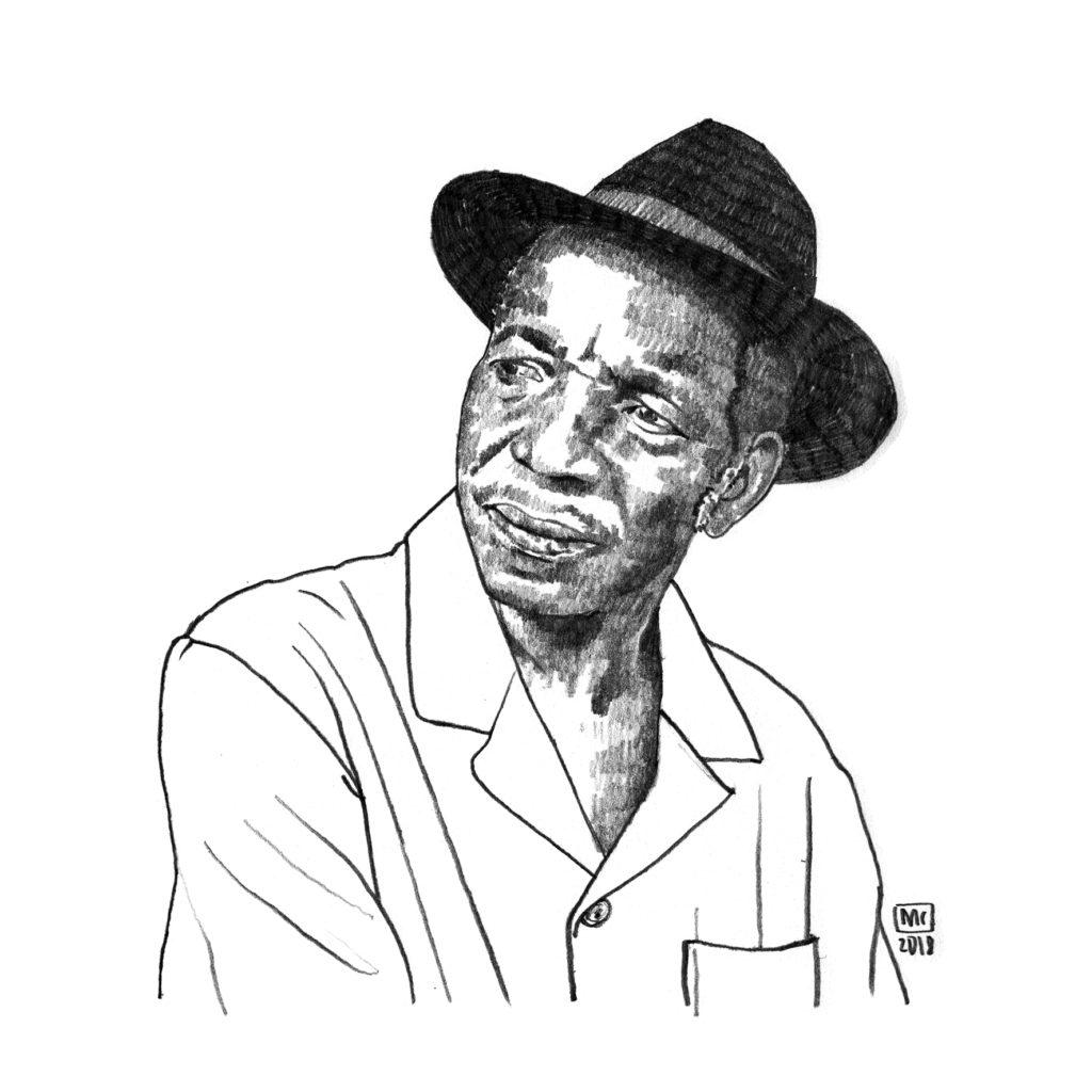 Malick Sidibé par Marie Casaÿs pour L'Escamoteur