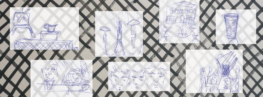 L'Escamoteur # 1 - Un récit de Julien Philippon et une illustration de Julie Savoye pour L'Escamoteur