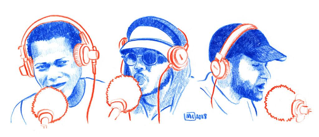 Grünt - Une illustration de Marie Casays pour un article sur www.lescamoteur.fr