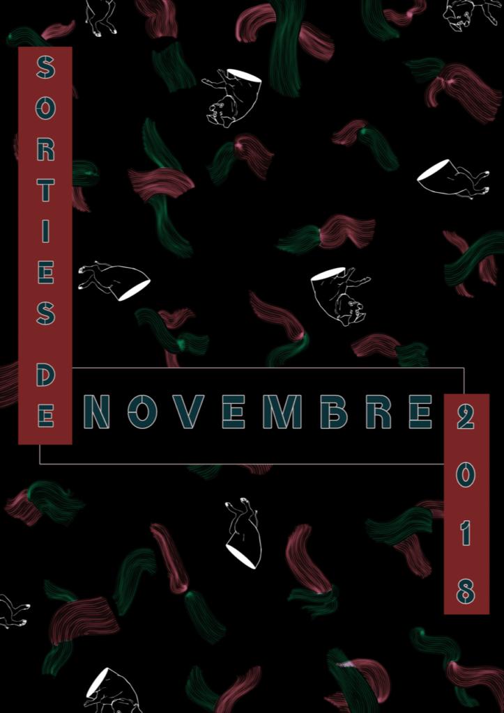 Novembre - Solenne Belloir pour L'Escamoteur