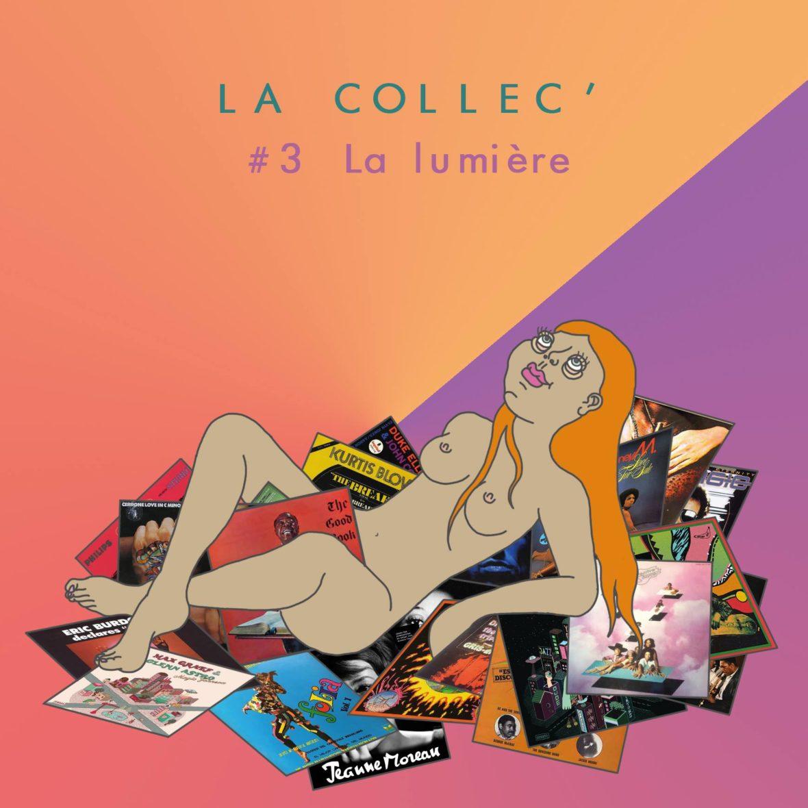 Lumières La Collec Podcast Cannelle Mekki