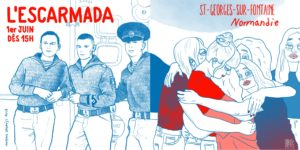 Escarmada #1 par Marie Casaÿs et Cannelle Mekki