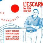 Escarmada #6 Armada Louis Mallié Luce Terrasson & Marie Casaÿs