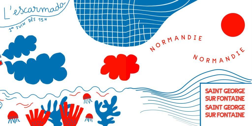 LEscarmada #5 Par Marion Piauley et Luce Terrasson