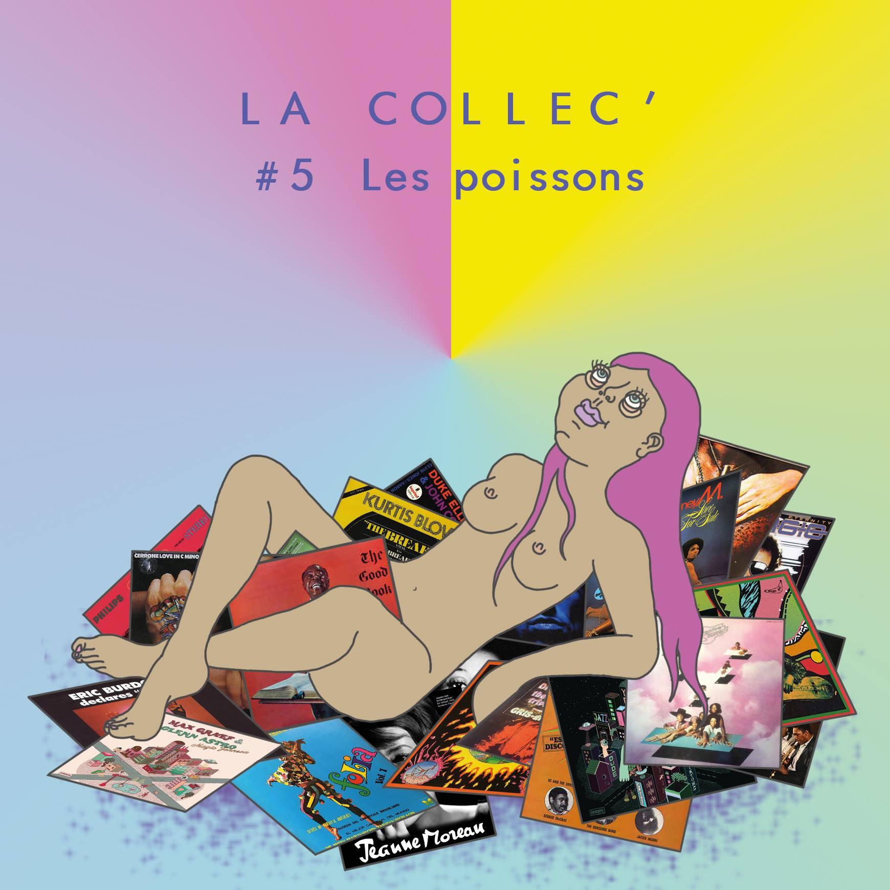 Podcast La Collec de L'Escamoteur - Les Poissons