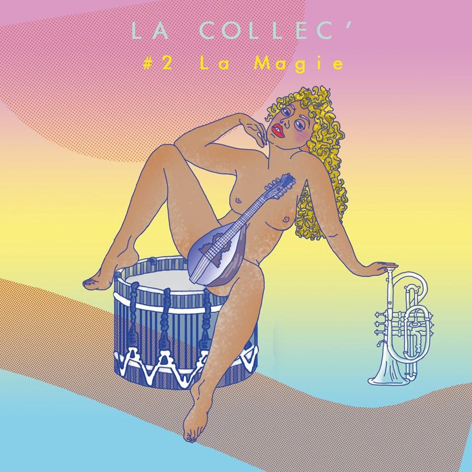 La Collec S02E02 La Magie - Un visuel de Cannelle Mekki