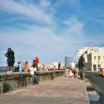 El Malecon, une photographie de Camille Lefebvre pour une carte postale à lire sur lescamoteur.fr