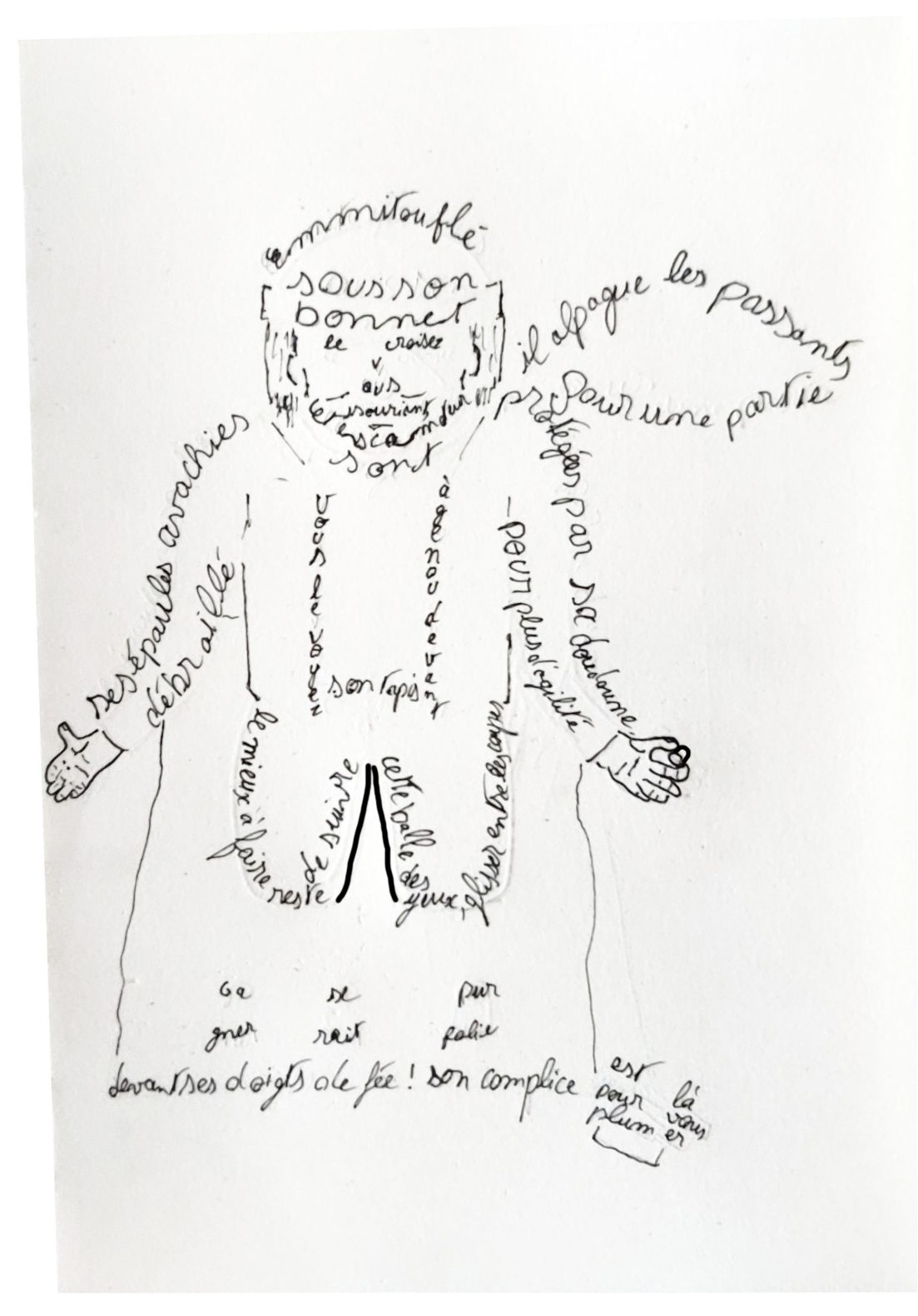 La balle de L'Escamoteur par Julien Philippon
