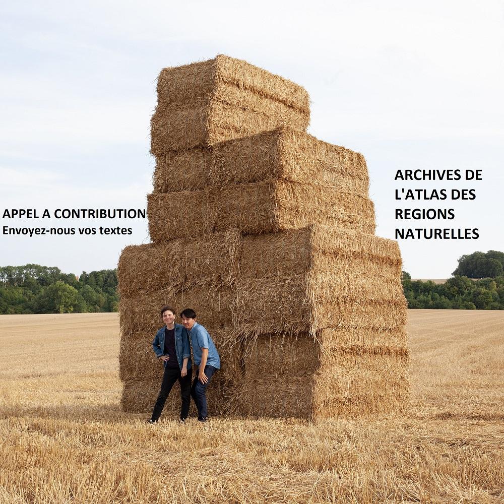 Appel à contribution pour l'Atlas des Régions Naturelles_Nelly Monnier et Eric Tabuchi