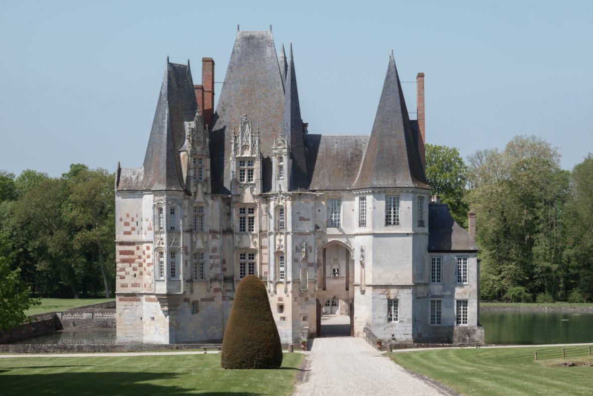 Château d'Ô Eric Tabuchi et Nelly Monnier ARN