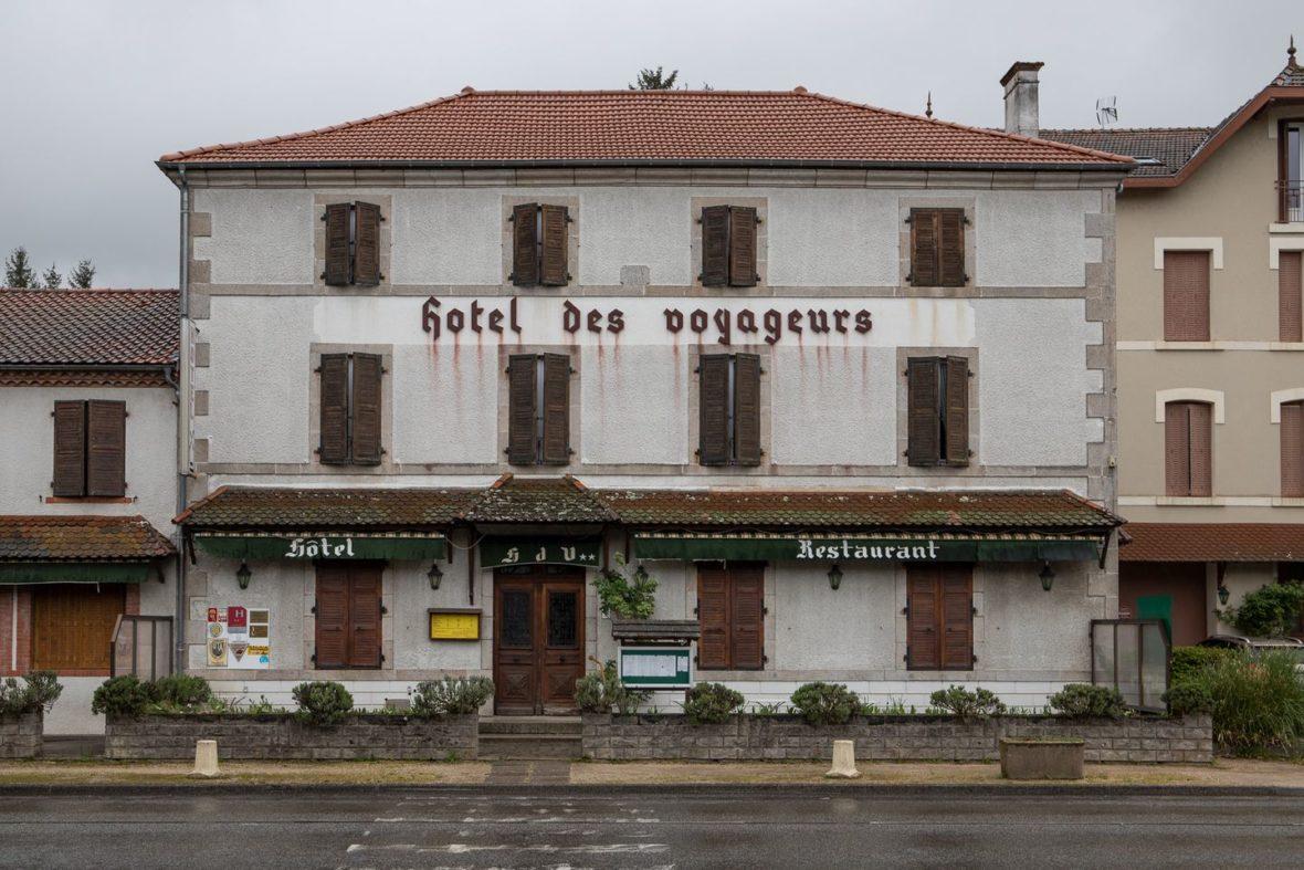 L'hôtel des voyageurs de Vertolaye - ARN