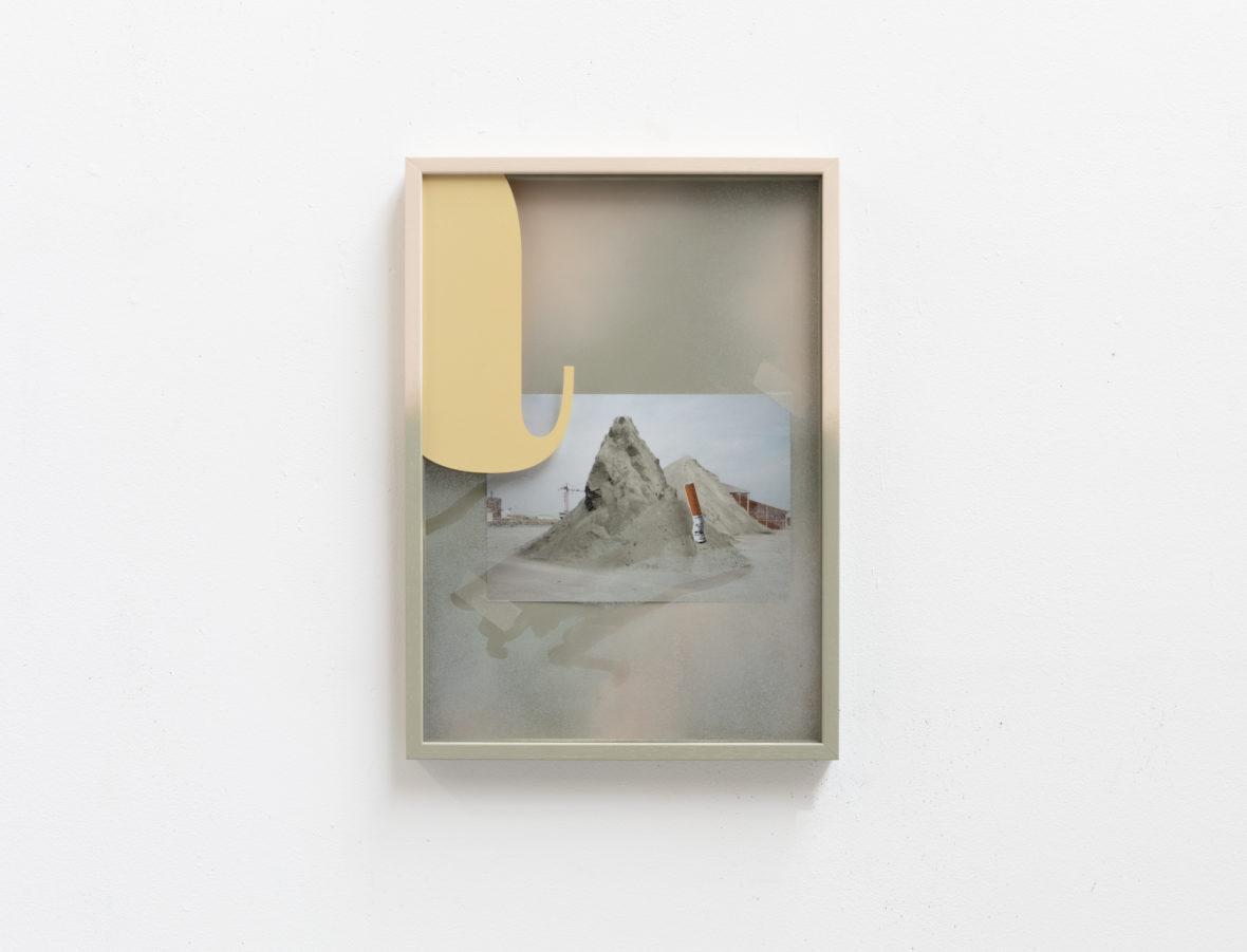 Exposition de l'ARN - La Clope par Nelly Monnier