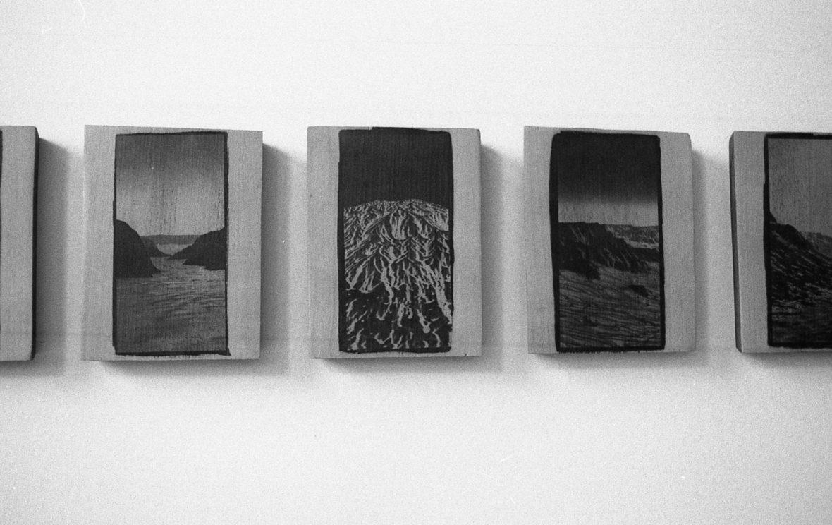 Sarkis Torossian et Gaspar Nicoulaud - Des paysages fictifs mais bien réels - Photo de Marie Lacroix