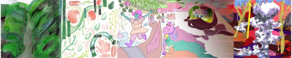 #3 Escadavre Exquis: Les cinq épisodes de L'EscameuhMEUH